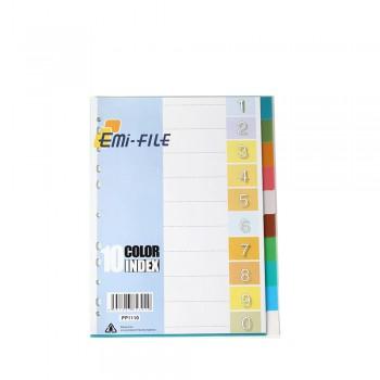 Paper Index (10 Colour) / 1 box