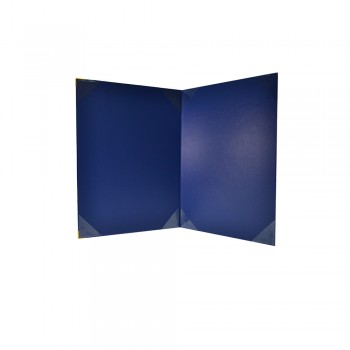 1170A Certificate Holder (With Sponge) - Blue