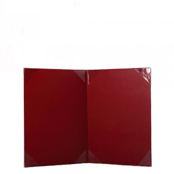 1170A Certificate Holder (With Sponge) - Maroon / 15pcs