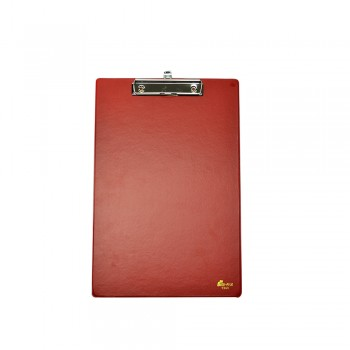 EMI A4 Wire Clipboard (1340) - Red / 24pcs