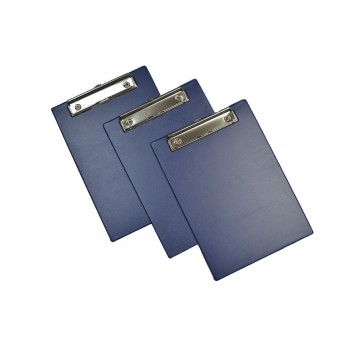 EMI A5 Wire Clipboard (1340) - Blue / 12pcs