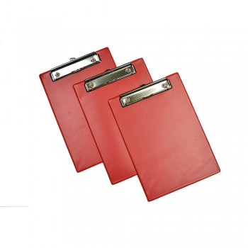 EMI A5 Wire Clipboard (1340) -  Red / 12pcs