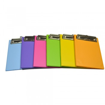 EMI A6 Clipboard (1340) - Mix Colour / 12pcs