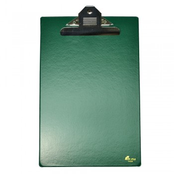 EMI F4 Jumbo Clipboard (1496) - Green / 24pcs