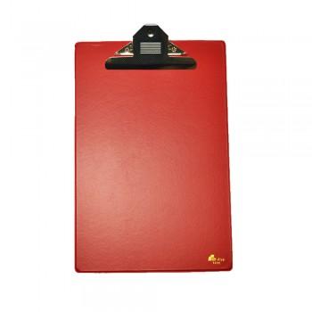 EMI F4 Jumbo Clipboard (1496) - Red / 24pcs