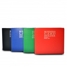 2020 Name Card Holder (10's refill) - Mix Colour