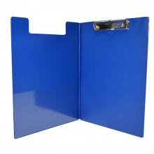 PVC Student File A4 (2100) - Blue / 1 box