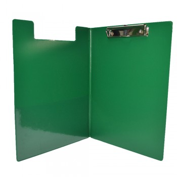 PVC Student File A4 (2100) - Green / 1 box