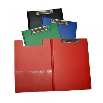 PVC Student File A4 (2100) - Mix Colour / 1 box