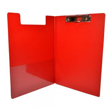 PVC Student File A4 (2100) - Red / 1 box