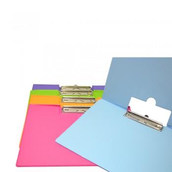 PVC Student File Landscape (2100) - Mix Colour / 1 box