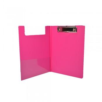 PVC Student File A5 (2100) - Fancy Pink / 1 box
