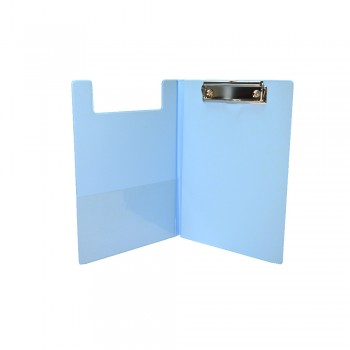 PVC Student File A5 (2100) - Fancy Blue / 12pcs