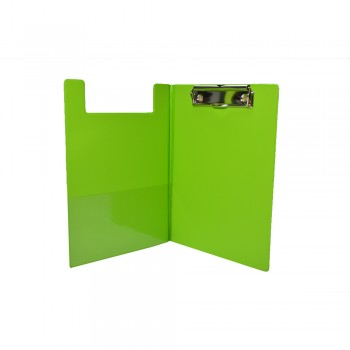 PVC Student File A5 (2100) - Fancy Green / 1 box