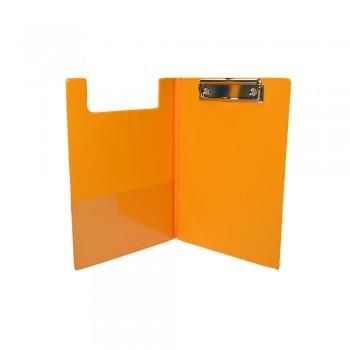 PVC Student File A5 (2100) - Fancy Orange