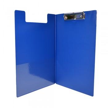PVC Student File F4 (2100) - Blue / 1 box