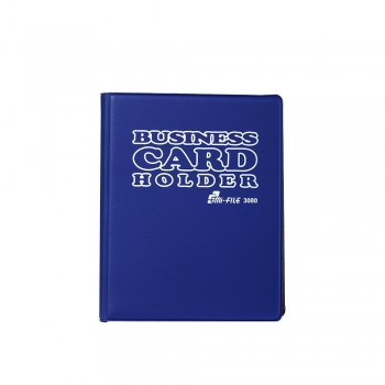3080 Name Card Holder - Blue / 12 pcs
