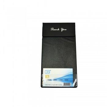 PVC Cash Bill Holder (3266) / 12pcs