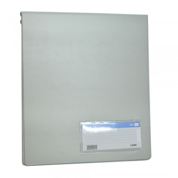 PVC Computer File (800) - Grey / 1 box