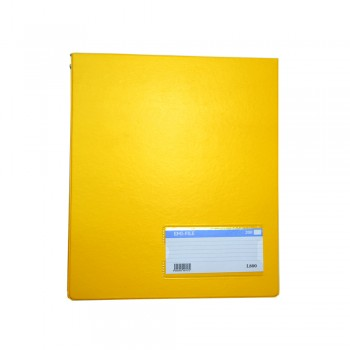 PVC Computer File (800) - Yellow / 20pcs