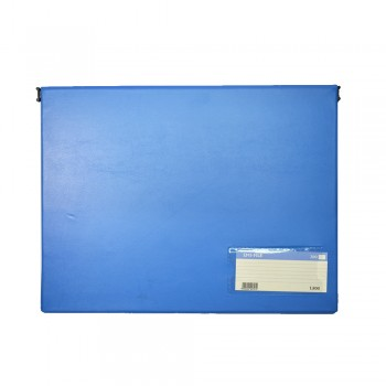 PVC Computer File (802) - Light Blue / 20pcs