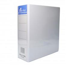 EMI 80MM A4 4Q Ring File / 14 pcs