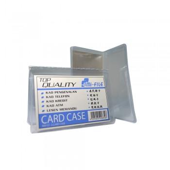 Card Holder - 2 pocket / 12 pcs