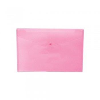 PP Document Holder A4 (Pink) / 1 packet