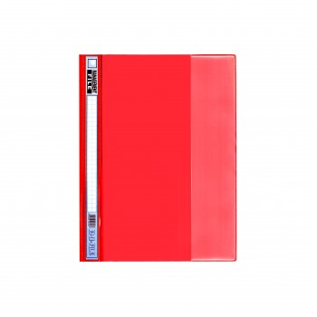 EMI 1807 Management File - (Red) / 12 pcs