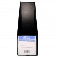 """PVC Magazine Box 4"""" (Black) / 25pcs"""