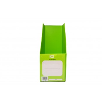 "PVC Magazine Box 5"" (Fancy Green) / 1 box"