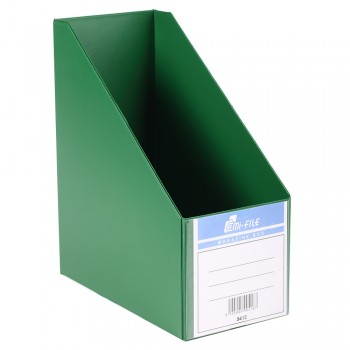 "PVC Magazine Box 5"" (Green) / 1 box"