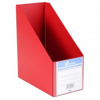 "PVC Magazine Box 5"" (Red) / 25pcs"