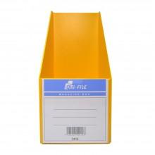 """PVC Magazine Box 5"""" (Yellow) / 25pcs"""