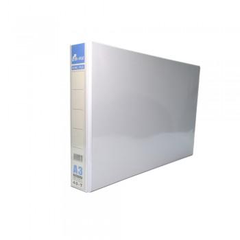 EMI 40MM A3 2D Ring File / 1 box