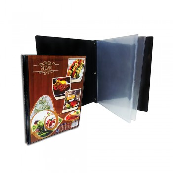 A4 Menu Holder PVC ( 169 ) / 6 pcs