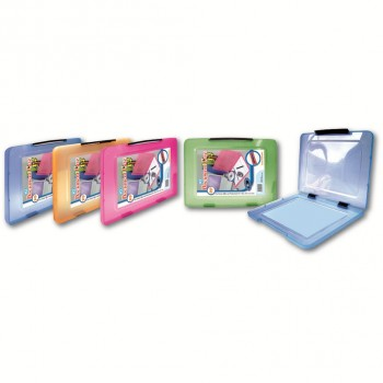 K2 20mm Document Case (Mix Colour) / 1 box