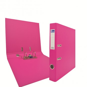 "EMI 2"" PVC Arch File (A4) - Fancy Pink / 25 pcs"