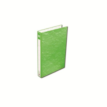 K2 8925 Fancy Hard Cover Ring File (Green) / 48pcs