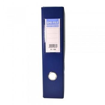 """EMI 3"""" PVC Arch File (A4) - Dark Blue / 1 box"""