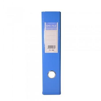"EMI 3"" PVC Arch File (A4) - Light Blue / 1 box"