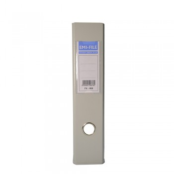 "EMI 3"" PVC Arch File (A4) - Grey / 1 box"