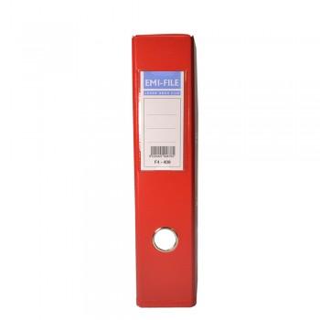 "EMI 3"" PVC Arch File (A4) - Red / 25pcs"