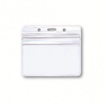PVC Zip Lock Name Tag (208) / 1 packet