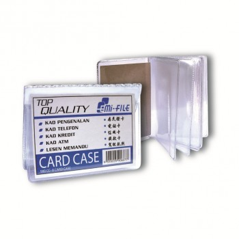 Card Holder - 8 pocket / 12 pcs