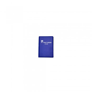 K2 ID Card Holder 04 - Blue / 1 packet