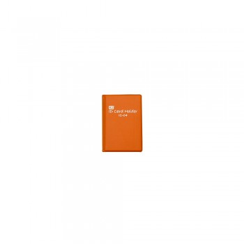 K2 ID Card Holder 04 - Orange / 1 packet