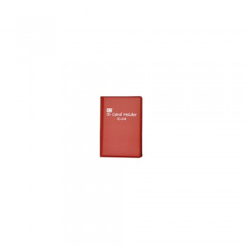K2 ID Card Holder 04 - Red / 1 packet