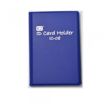K2 ID Card Holder 08 - Blue / 1 packet