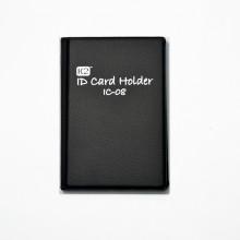 K2 ID Card Holder 08 - Black / 1 packet